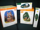 Dept 56 Halloween houses/accessories