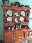 Cherry Hutch made by Arlie Hackman