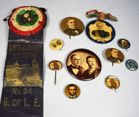 Lot 182: Late 19th century political
