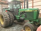 Lot# 2 - JOHN DEERE 4055 2 WD WITH CAB