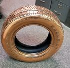 Bronzed Full Size Tire