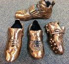 Bronzed Sports Cleats