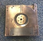 Bronzed Computer Disc Drive