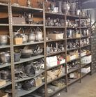 Antique Silver Plate Surplus Inventory