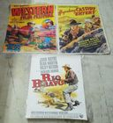 Lot# 162 - Lot of 4 Western Movie Poster