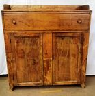 19th c JELLY CUPBOARD