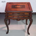 Marquetry Inlay Antique Work Table