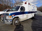 FORD DIESEL AMBULANCE LOW MILES