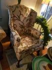 Choppendale Wing Chair