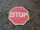 Jeweled Stop Sign