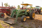 JD 2030 C/W LOADER & CANOPY