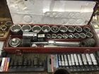Pittsburgh socket set