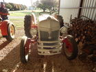 9N Ford Tractor fully restored