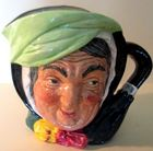 78. Royal Doulton Character Pitcher