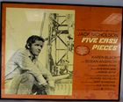 Lot 338: Five Easy Pieces Movie Poster