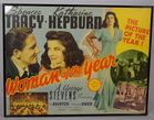 Lot 340: Woman of the Year Movie Poster