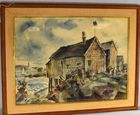 Lot 359: Alexander Bradshaw painting