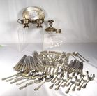 Lot 70: Sterling silver pieces