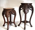 Lot 81: Chinese export stands