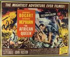 Lot 164: African Queen Movie Poster