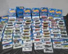 100's Vintage New Hot Wheels