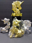 Electro Plate Gold & Silver Statues
