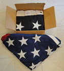 5' X 8' US 50 Star Flags