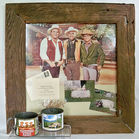 Bonanza Cast Framed Photo