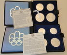 Canadian Olympic Silver Coin Sets