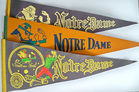 Notre Dame Pennants
