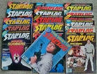 Starlog Science Fiction Magazines