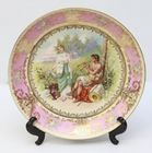 Crown China Plate
