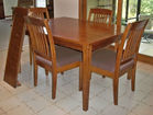 Gently Used Table & Chairs