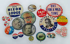 Political & Other Pinback Buttons