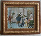 Elegant Frame Courting Couple