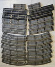 24 Pc. Am. Fl. Track Wide Tie Roadbed