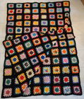 53 X 75 Granny Square Afghan