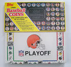 Topps Coin Set, Football Game