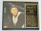Willie Stargell Signed Photo, COA