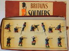 Britains French Foreign Legion, Box