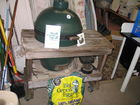 Big Green Egg on the Nest