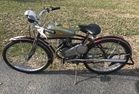 1948-52 RESTORED WHIZZER BICYCLE