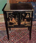 ORIENTAL LACQUER TABLE