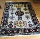 "SMALL CARPET POSSIBLY BALOUCH4'3"" x 2'7"""
