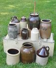 Crocks, Jugs, Stoneware