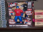 RC skateboarder toy