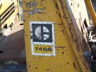 Old Yellow Forklift
