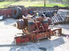 Drop axle for Talbert trailer