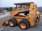 case skid loader 3652 hrs