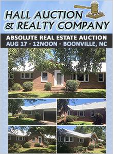 North Carolina Auctions & Auction Houses | NC Estate Sales